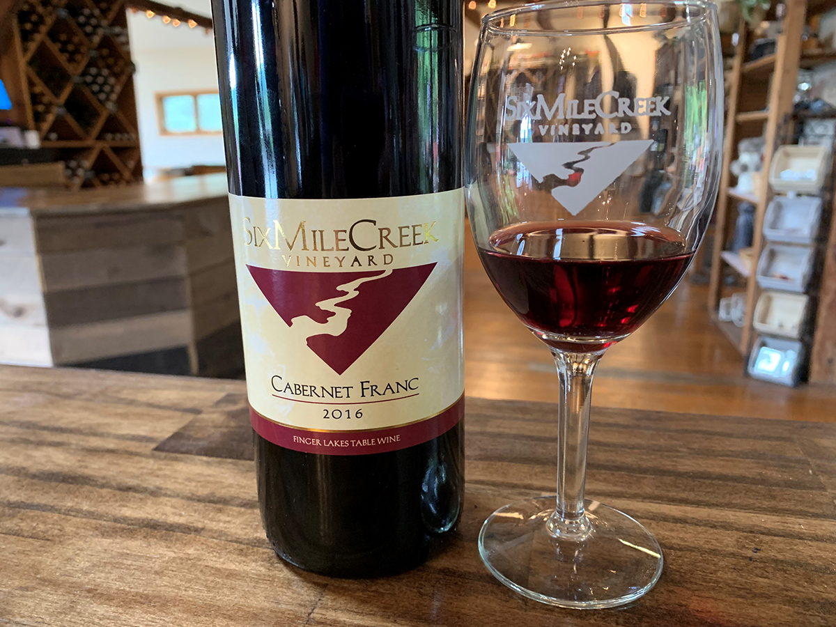 top 5 local wines best local red six mile creek vineyards cabernet franc