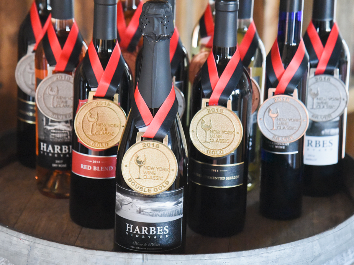 top 5 local wines best local sparkling harbes vineyard blanc de blancs